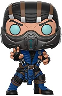 Funko Pop Games: Mortal Kombat-Subzero (Styles May Vary) Collectible Vinyl Figure
