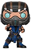 Funko 21686 Games Actionfigur Mortal Combat: Subzero mit Chase, Multi - Funko Pop! Games: