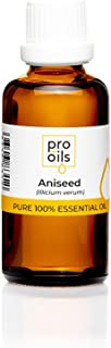 PRO-OILS 100% Pure Aniseed Essential Oil 12ml - Aussie Supplier for 25 YEARS - Preferred by Therapists and Aromatherapy Pr...