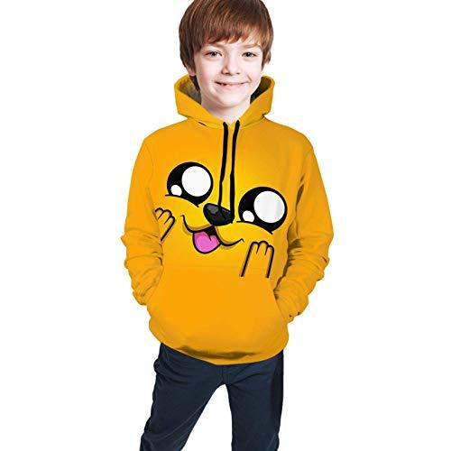 Sudaderas con Capucha Mikecrack 3D Print Unisex Kids Hoodie Teen Pullover Loose Tops Sweatshirt Baseball Jersey