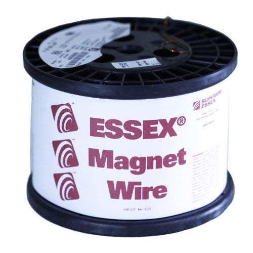 Magnet Wire 24 AWG Gauge Enameled Copper Wire - 10 LBS