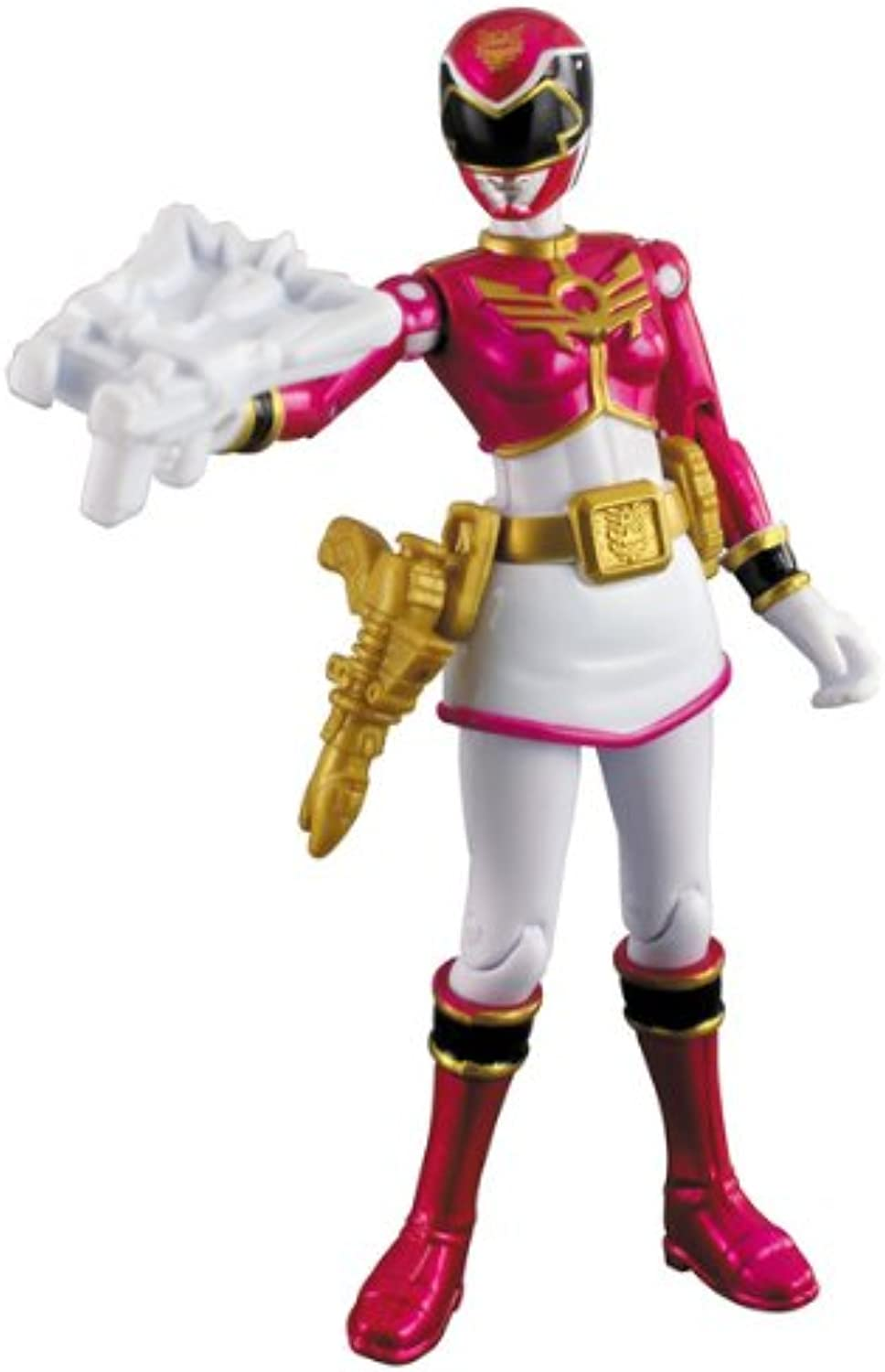 Power Rangers Megaforce Normal Pink Ranger V2