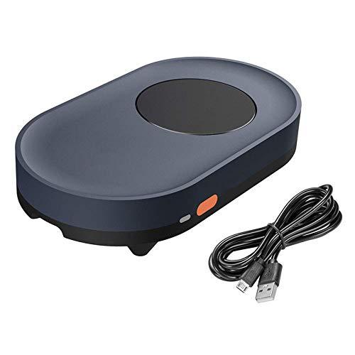 Jiggler Ratón Mouse Mover Ratón Movimiento Simulador Con El Interruptor ON / OFF Y Puerto USB Conductor-Libre De Ratón Movimiento Del Ratón Simulación Por Ordenador Jiggler Para Despertar,1.3*5.14in