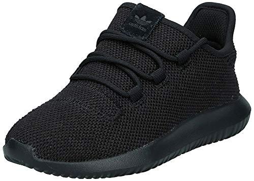 adidas Tubular Shadow C, Scarpe da Fitness Unisex-Bambini, Nero (Negbas/Ftwbla/Negbas 000), 28.5 EU