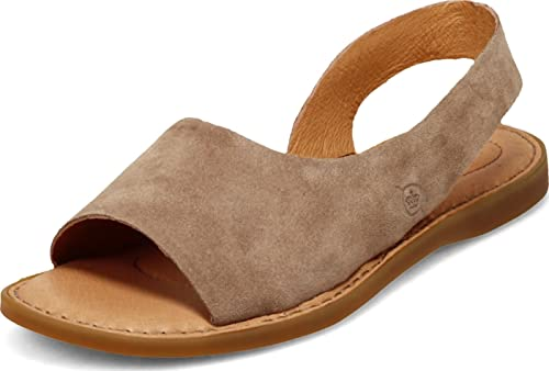 Born Inlet Women's Sandals, Taupe, 9