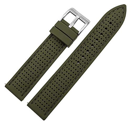 Silicona reloj de reloj a prueba de agua reloj de reloj de reloj de reloj de reloj de silicona de silicona correa de silicona correa de silicona correa de silicona señoras de la correa para hombres de