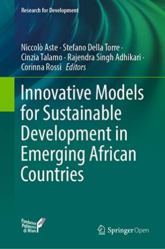 Innovative Models for Sustainable Development in Emerging African Countries (Research for Development) (English Edition)