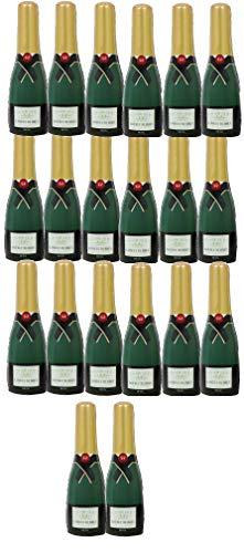I LOVE FANCY DRESS LTD 20 AUFBLASBARE Champagne Flaschen UNGEFÄHR 73cm HOCH= DIE PERFEKTE Dekoration FÜR Jede Art DER Party DER Hochzeit ODER Geburtstag