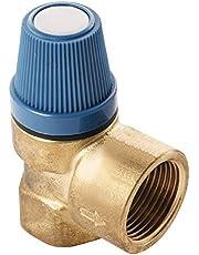 Sanitop-Wingenroth de membrana Válvula de seguridad para agua sanitaria, 1pieza, 271547