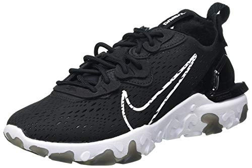 Nike React Vision Mens Casual Running Shoes Cd4373-006 Size 10