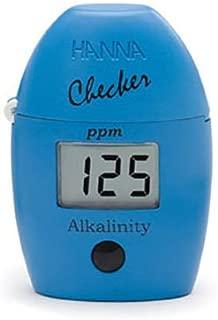 Hanna Instrument HI775 Freshwater Alkalinity Checker Test Kit - Freshwater Aquariums