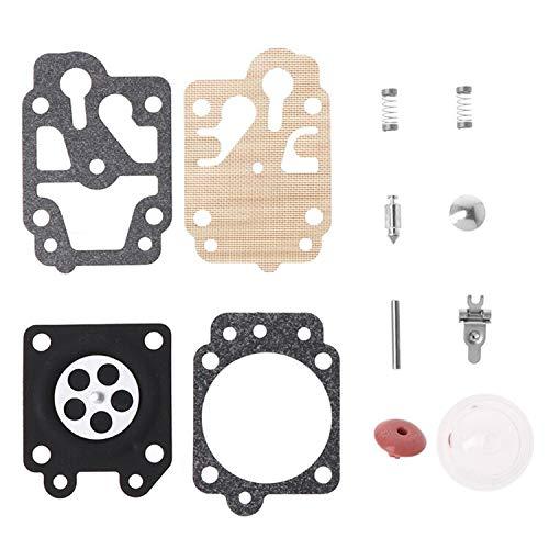 Super1Six Reparación del carburador Carb Kits desbrozadora Junta for Carburadores 40-5 / 44F-5 34F