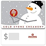 Cold Stone Snowman Gift Cards - E-mail Delivery