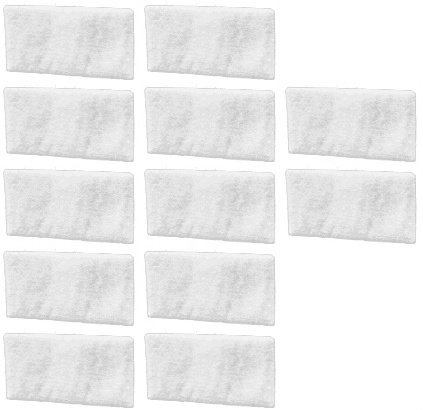 PR System One Ultra Fine, CPAP Replacement Filters (12)