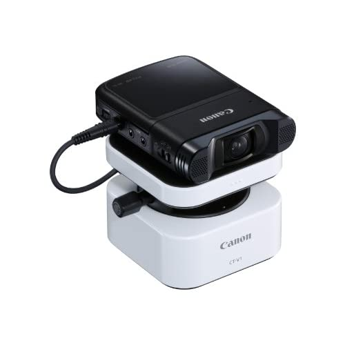 Canon CT-V1 Pan Table per HF-R 56/57, Bianco