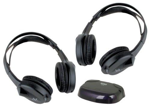 Boss Audio HS-IR - Auriculares inalámbricos con...
