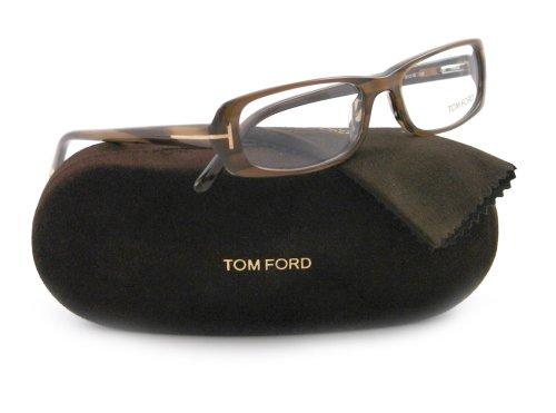 Tom Ford FT5121 Eyeglasses - 045 Striped Brown - 51mm