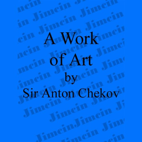 A Work of Art audiobook cover art