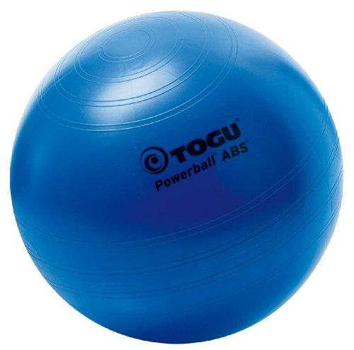 TOGU Powerball ABS - Pelota para Fitness (35 cm) Azul Azul Talla:35