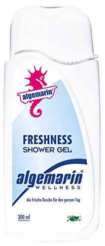 algemarin freshness shower gel 300ml, 3er Pack (3 x 300 ml)