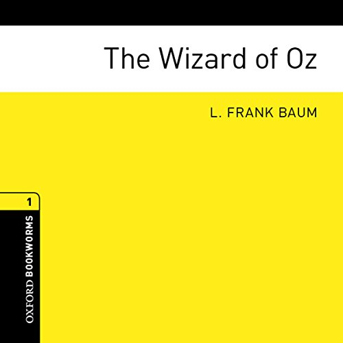 The Wizard of Oz (Adaptation) audiobook cover art