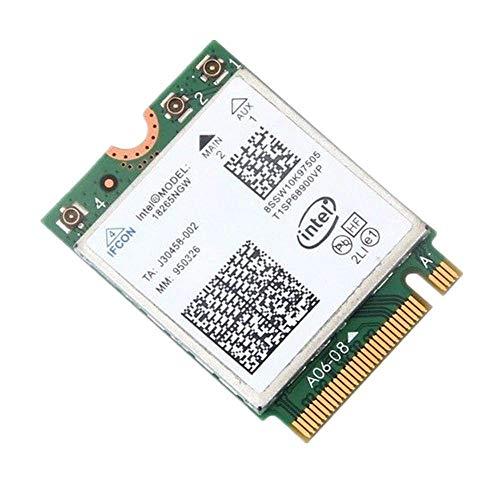 Miwaimao Tri-Band Wireless-AC 18265 WiFi Adapter 2.4G/5G BT 4.2 For Intel 18265NGW Bluetooth 4.2 WiFi Module 867Mbps Wireless Card