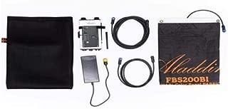 Aladdin Fabric-LITE 200W 3x3' Bi-Color V-Mount LED Panel Kit with Case