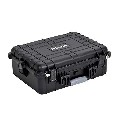 MEIJIA Portable Waterproof Hard Cam…