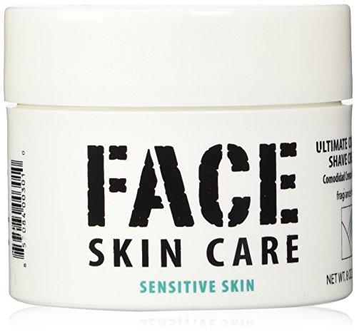 Price comparison product image Ultimate Comfort Shaving Cream for Sensitive Skin,  Lab Series Alternative,  8 Oz Jar