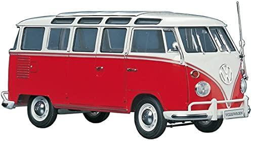 "Hasegawa HAS 21210 - Volkswagen Tipo 2 Micro Bus 1963"" 23-Window"