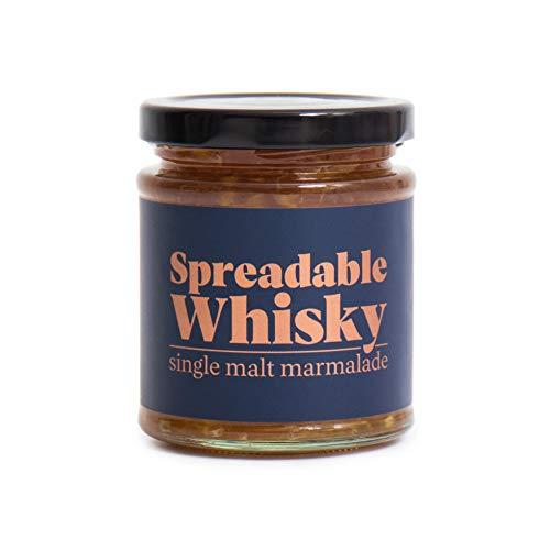 Whisky-Brotaufstrich - Single Malt-Marmelade