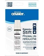 Cramer 15200DE reparatielakstift email, acryl, keramiek - pergamon - sanitairlak voor reparatie van kleinere schade aan badkuipen, douchebakken, wastafel en tegels