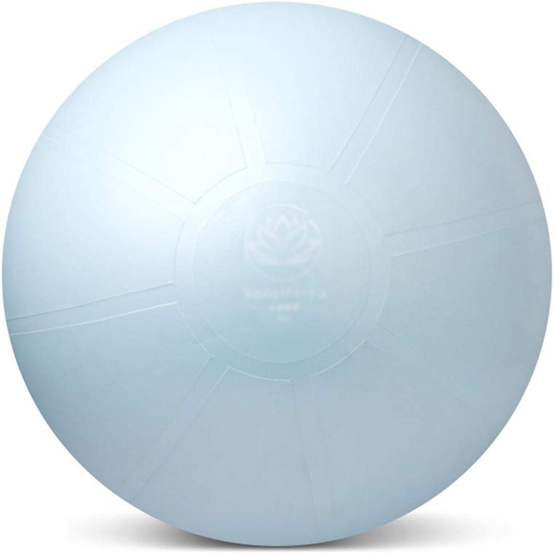 JSHWH-Q HWH Kinderbalance der Ball, Yoga-Ball verdicken explosionssichere Gymnastik-Ball-Schwangere Frauen-Geburtshilfe-Ball, der Gewichts-Verlust-Ball 55-75CM abnimmt Mehrzweck