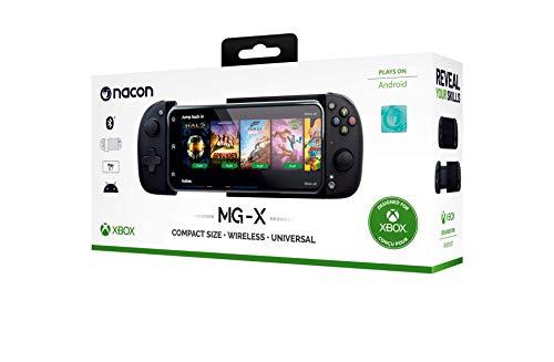 Nacon MG-X - Mando para Smartphone Android (diseñado para Xbox Game Pass Ultimate y juegos para Android)