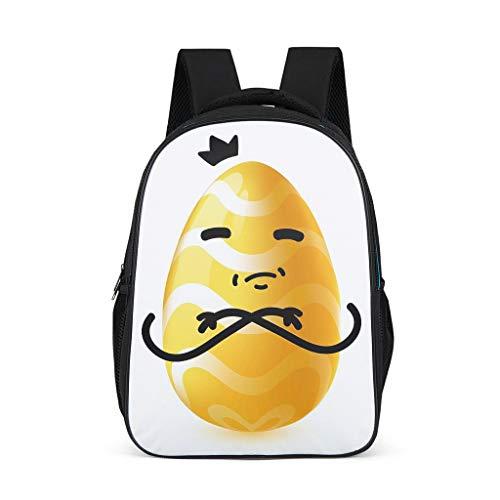 O2ECH-8 rugzak Easter Rabbit Yoga rugzak, casual rugzak kinderen - rugzakken dames rugzak casual jongen