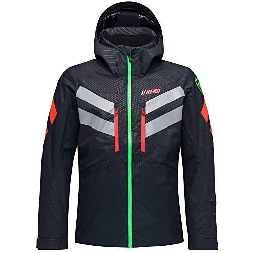 Rossignol Hero Ski Skijacke für Herren XXL Dunkelblau