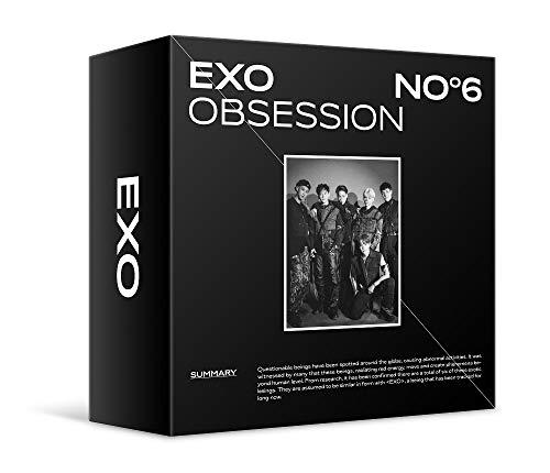 SM Entertainment [KIHNO Album] EXO - Obsession Air-Kit+Extra Photocards Set
