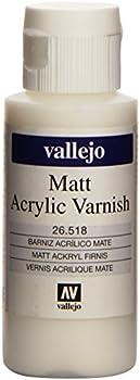 Vallejo Model Color 60 ml Matt Liquid Varnish