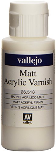 Vallejo Acrylic Varnish 60ml matt