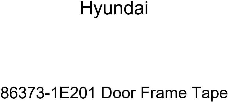 Now on sale Genuine Hyundai Max 76% OFF 86373-1E201 Door Frame Tape