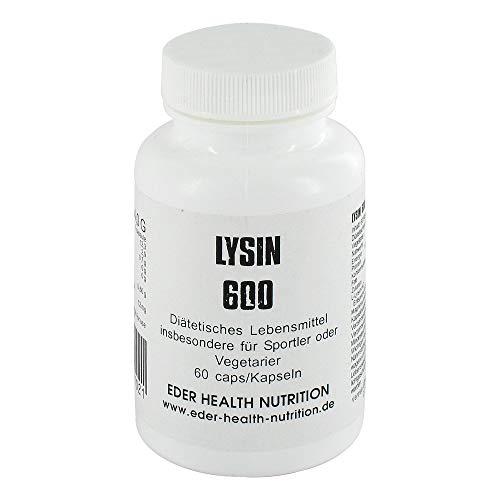 LYSIN 600 Kapseln 60 St