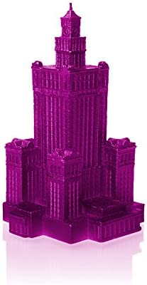 famous Candellana Candles Charlotte Mall Culture Candellana-Palace Candle Pink Large