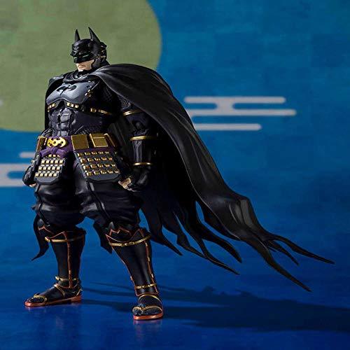 Figura De Acción Juguetes SHF Ninja Batman Batman De Los Estados Combatientes Animados Carácter De Modelo Infantil 16cm