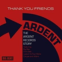 Thank You Friends: The Ardent Records Story by Big Star (2008-04-01)