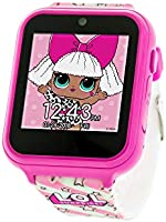 L.O.L. Surprise! girls digital with selfie-cam smartwatch LOL4104AZ