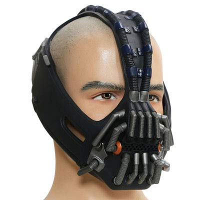 Bane Máscara Halloween Mask para Adultos latex