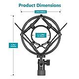 Zoom IMG-1 neewer supporto antiurto universale 45mm