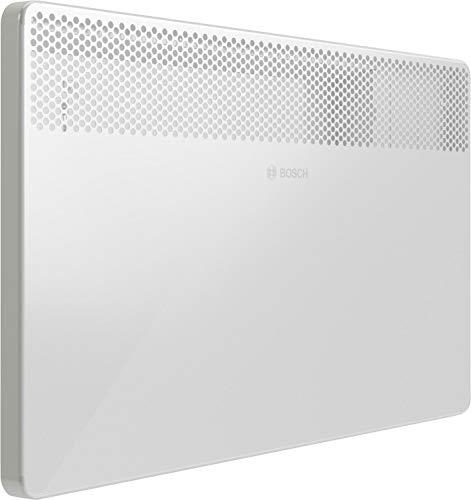Bosch Elektrischer Konvektor Heat Convector 4000, HC 4000-20, 2000W, Elektro-Heizung, Wandmontage, elektronischer Regler, LED-Anzeige, Wochenprogramm
