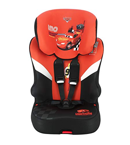 Asiento de coche Isofix Racer Cars- protección lateral fabricado en Francia grupo 1/2/3 9-36 kg (licencia 3)