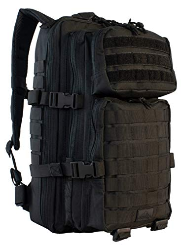 Our #8 Pick is the Red Rock Outdoor Gear Assault Tactical Backpack